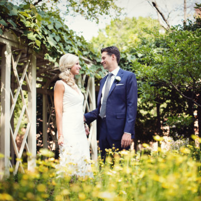 Kimmel Center Wedding — Marie and Justin