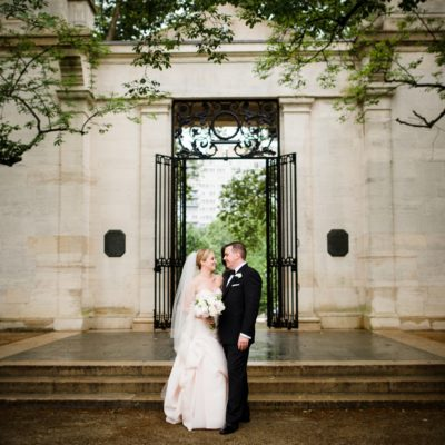 A Ritz Carlton Wedding — Martha and Brendan