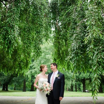 A Horticultural Center Wedding — Sarah and Chaz