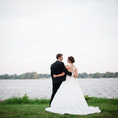 A Pen Ryn Estate Wedding — Kara and Sam