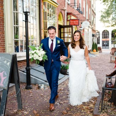 A Horticultural Center Wedding — Kirsten and Charlie