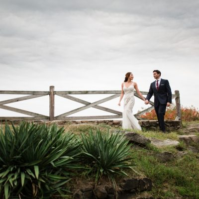 A Waterworks Wedding — Lucy and Kevin