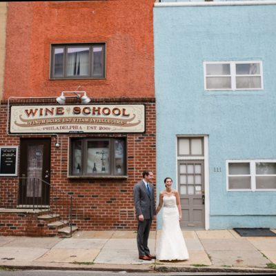 A College of Physicians Wedding — Alexandra and Louis