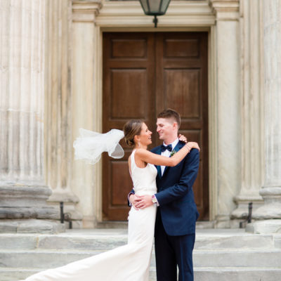 A Kimmel Center Wedding — Sarah and Bill