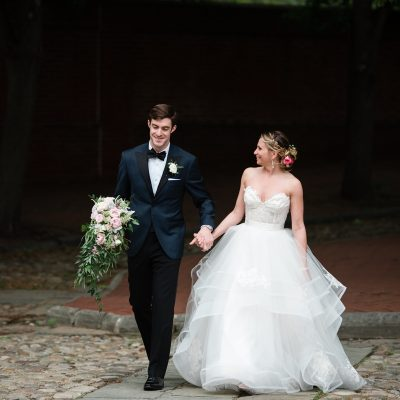 A Kimmel Center Wedding — Eva and Aaron