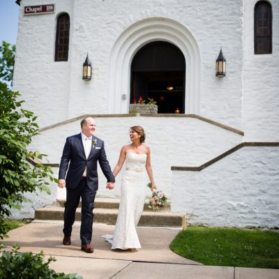 A Private Estate Wedding — Whitney and Nick