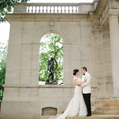 A College of Physicians Wedding — Rebecca and John