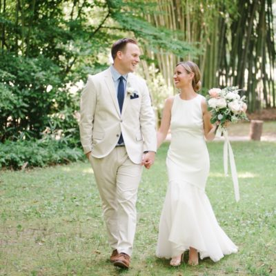 An Old Mill Wedding — Gaby and John