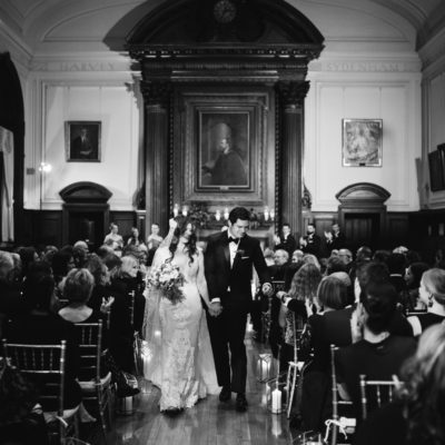A College of Physicians Wedding — Colleen and Mike