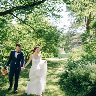 A Tyler Arboretum Wedding — Katelyn and Mike