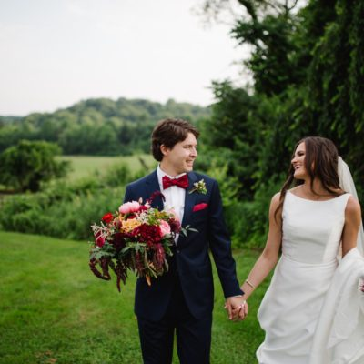 A Radnor Hunt Wedding — Kathleen and Zack