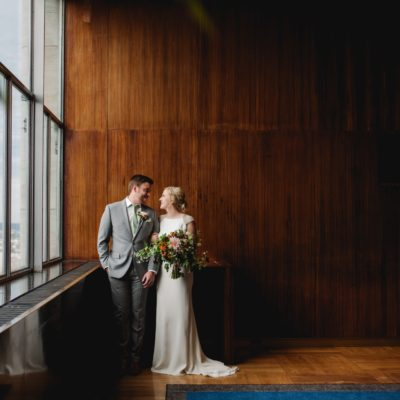 A Front and Palmer Wedding — Anna and TJ