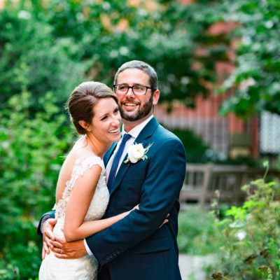 A College of Physicians Wedding — Nastassja and Anthony
