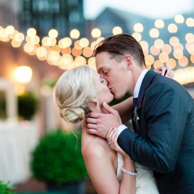 A Baltimore Country Club Wedding — Christi and Chris
