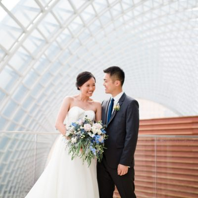 A Kimmel Center Wedding — Jenny and Henry