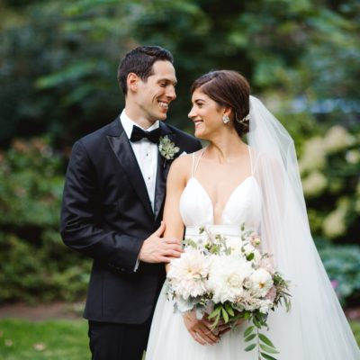 A Logan Hotel Wedding — Ali and Matt