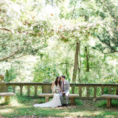 A Hunting Hill Mansion Wedding — Lauren and David