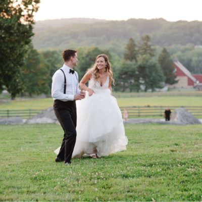 A Springton Manor Farm — Jenna and Connor