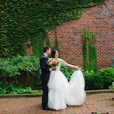 A Headhouse Square and Hotel Monaco Wedding — Jessica and Wyeth