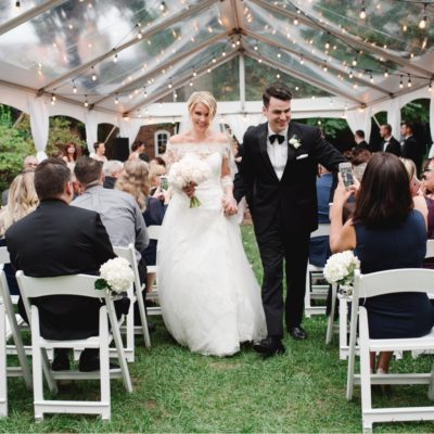 A Powel House Wedding — Tina and Vince