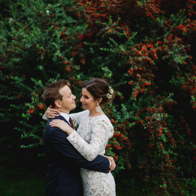 A Fonthill Wedding — Lauren and Iñigo