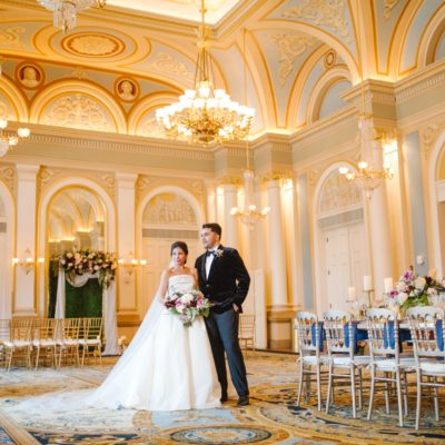 An Academy of Music Styled Shoot