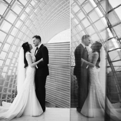 A Kimmel Center Wedding — Tess and Matt