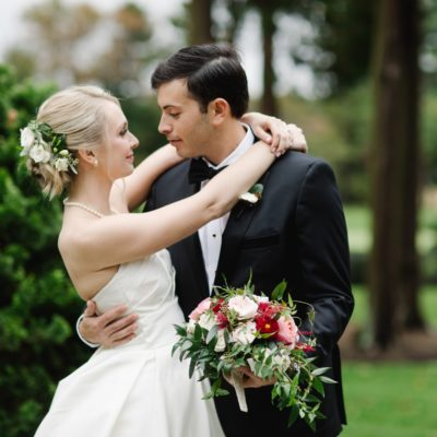 A Merion Golf Club Wedding — Katherine and Josh